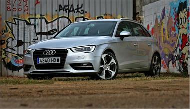 Audi A3 Sportback 1.4 TFSI 125 CV Ambiente S tronic 7 vel