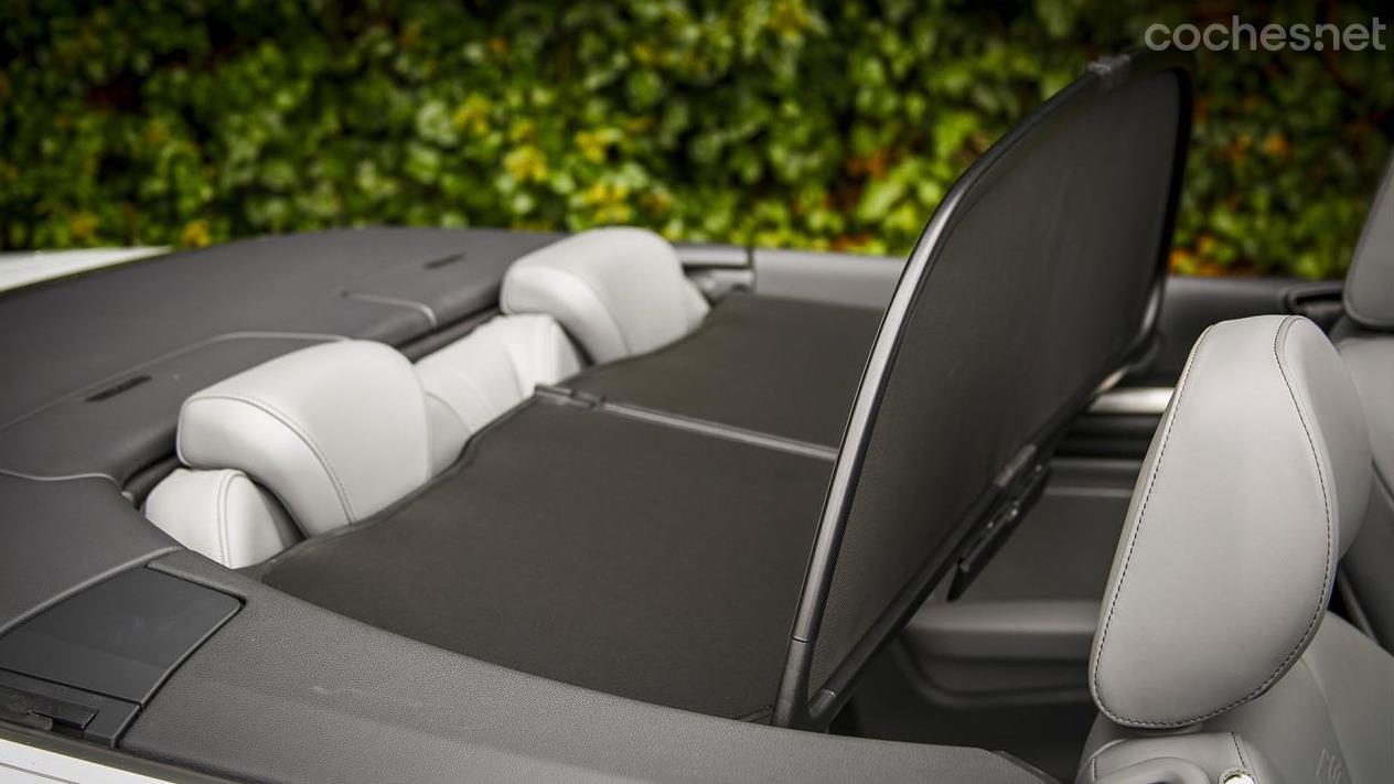 Audi A3 Cabrio 2.0 TFSI: Elegancia