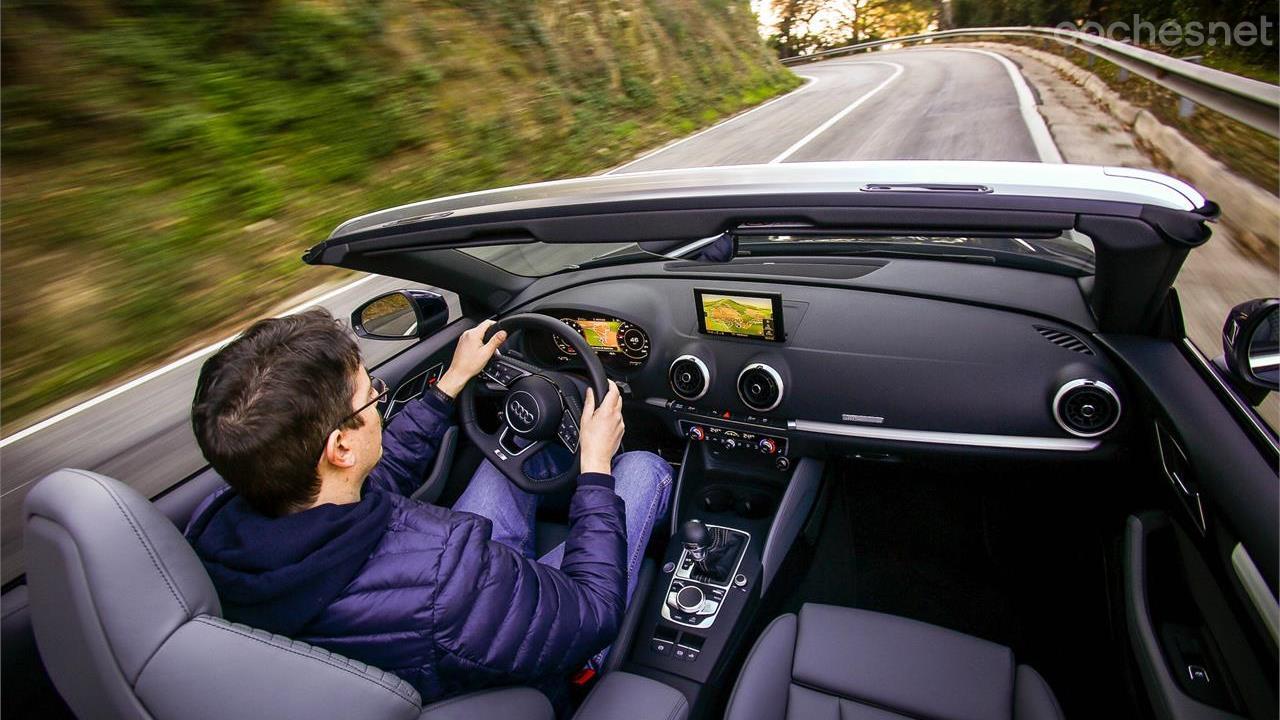 Prueba: Audi A3 Cabrio TFSI 150 CV