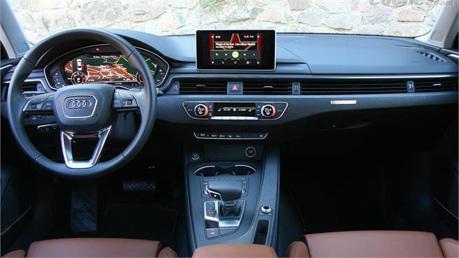 Audi A4 3.0 TDI 272 CV quattro tiptronic