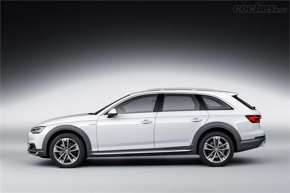 Audi A4 allroad quattro ahora 2.0 TDI