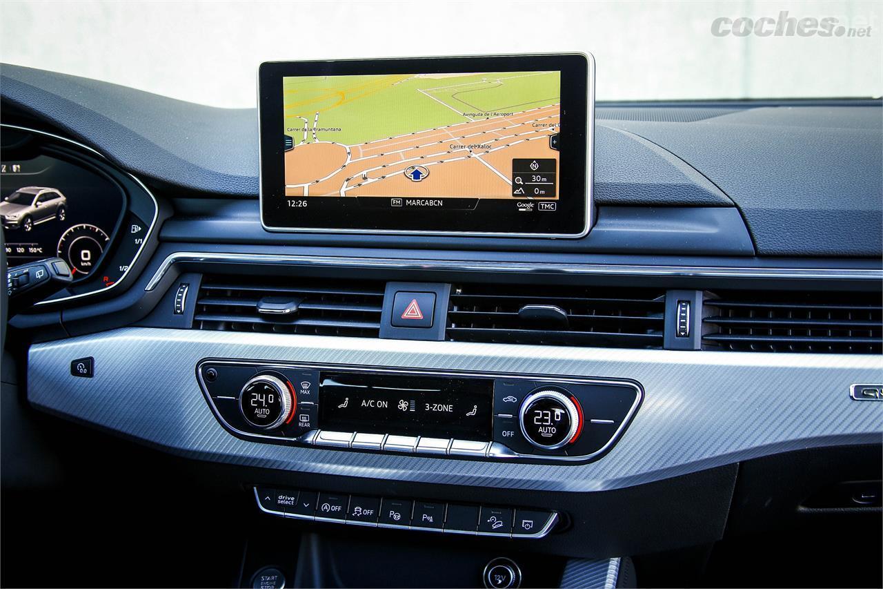 Audi A4 Allroad quattro 3.0 TDI 272 CV: Único - foto 43