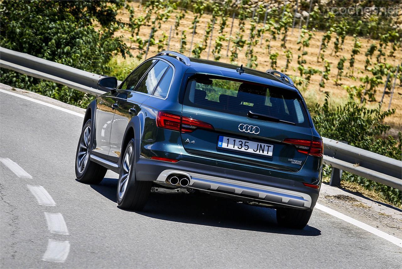 Audi A4 Allroad quattro 3.0 TDI 272 CV: Único - foto 22