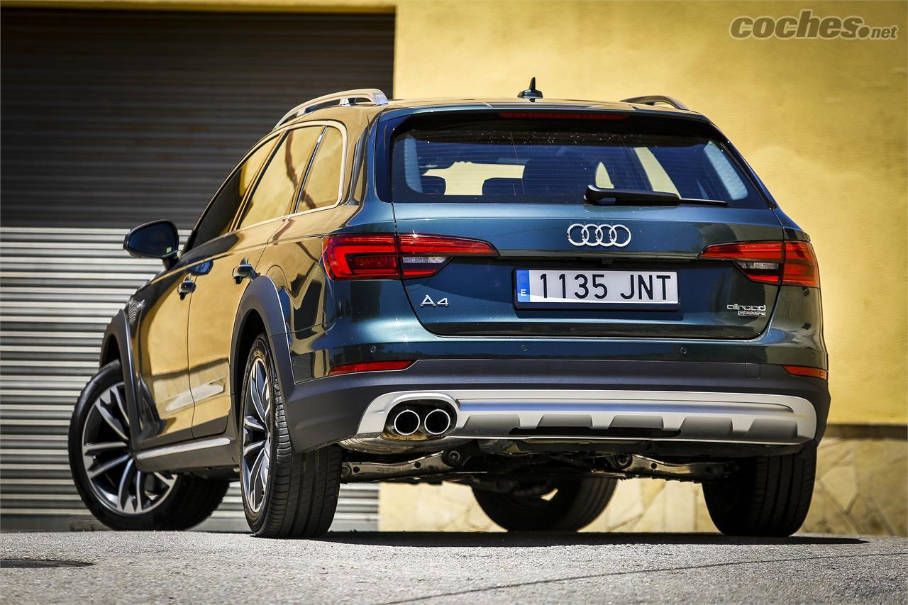 Audi A4 Allroad quattro 3.0 TDI 272 CV: Único - foto 2