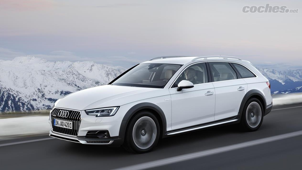 Audi A4 Allroad quattro 2.0 TDI 150 CV