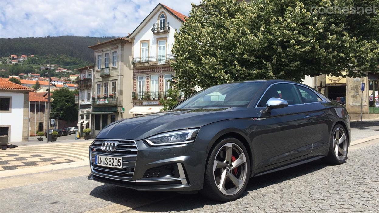 Audi A5 Coupe, atractivo y efectivo