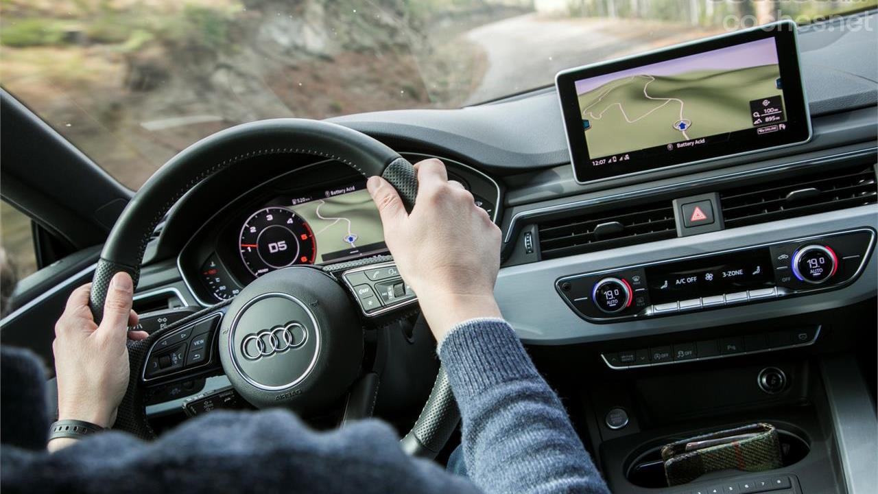 Audi A5 S line 2.0 TDI 190 CV S tronic