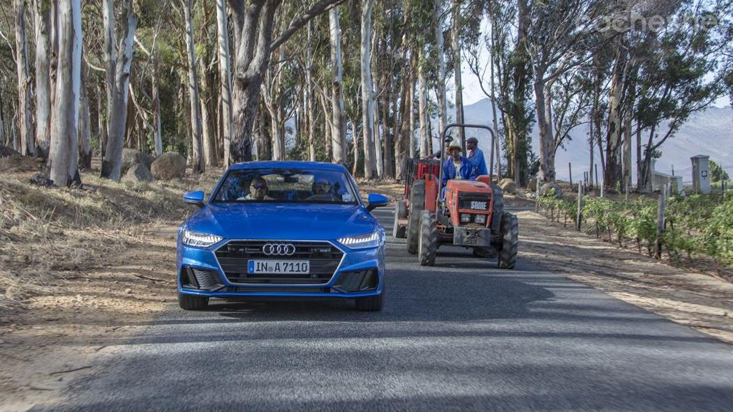 Audi A7 Sportback 2018: Primera prueba