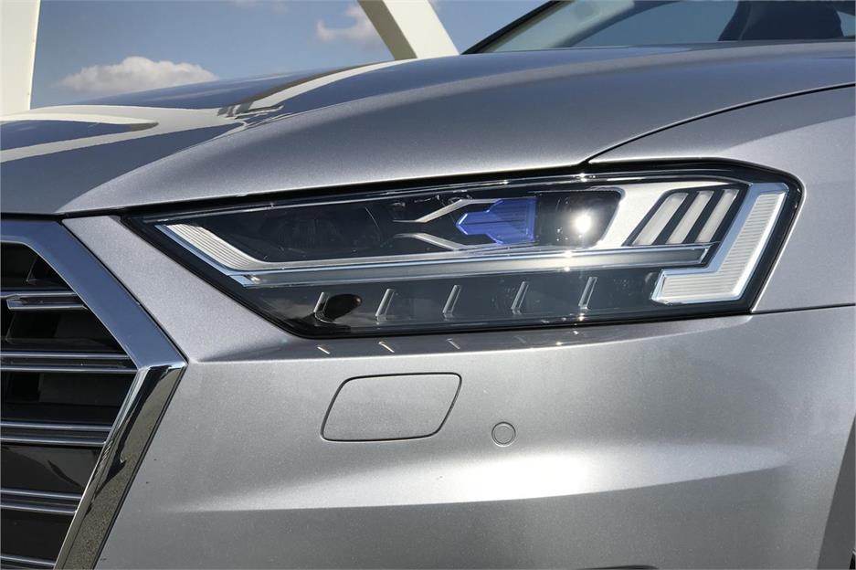 Audi A8, a la última en todo