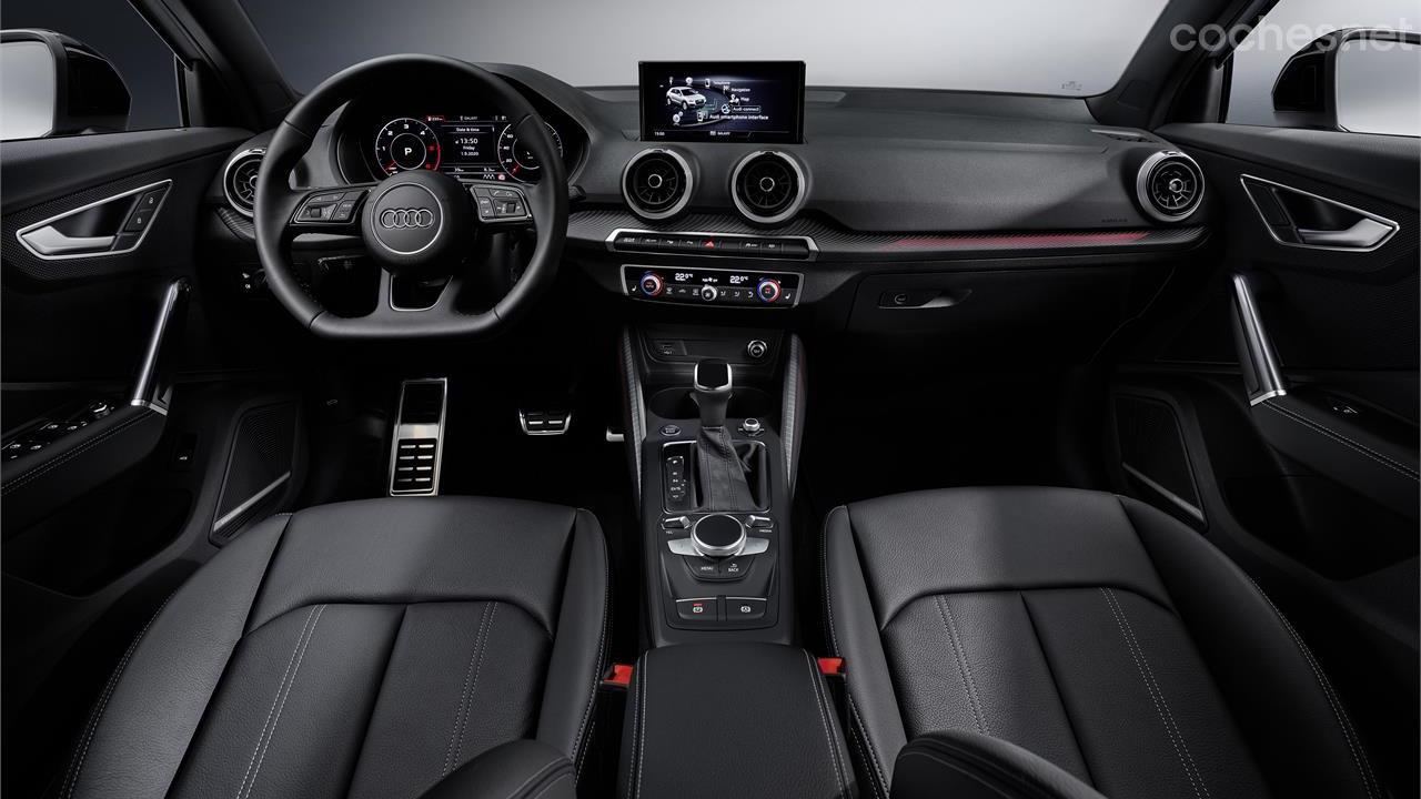 Audi Q2: Puesta al día tecnológica y estética