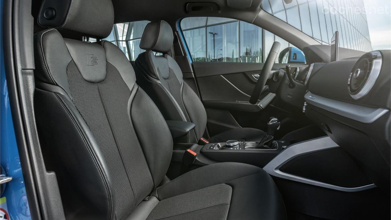 Audi Q2 2021: Restyling de media vida