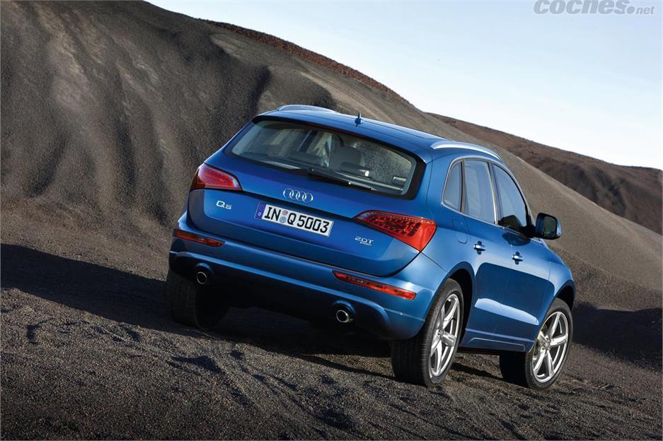Audi Q3 y Q5: más equipamiento