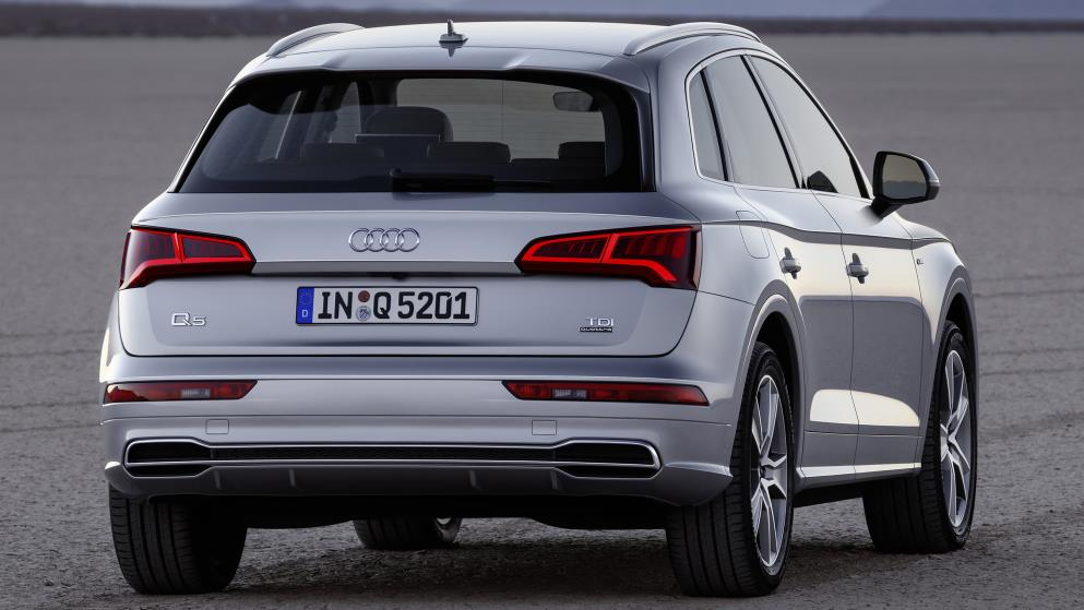 Nuevo Audi Q5 Ya A La Venta Desde 46 800 Noticias Coches Net