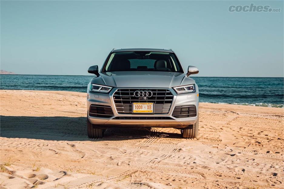 Audi Q5, más cómodo y mejor que nunca