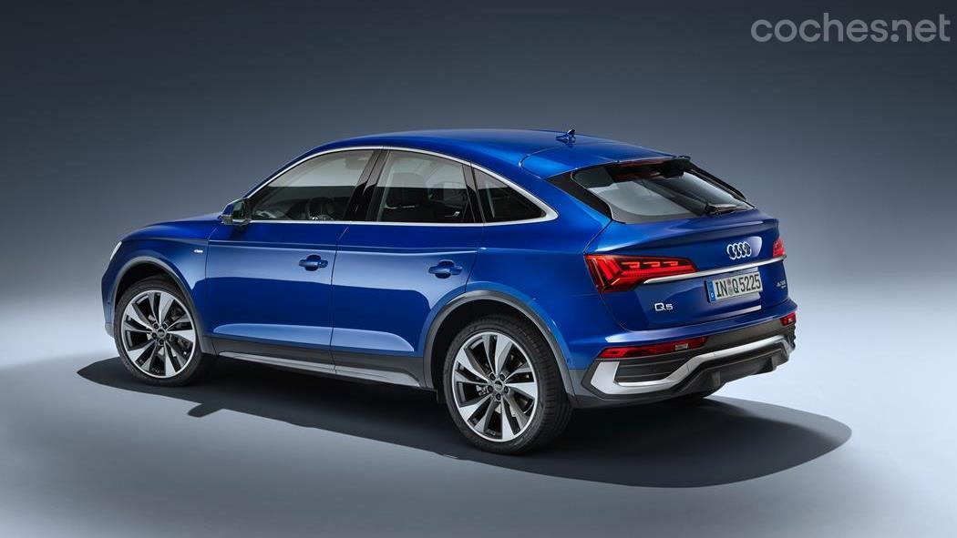 Audi Lanza El Nuevo Q5 Sportback Noticias Coches Net