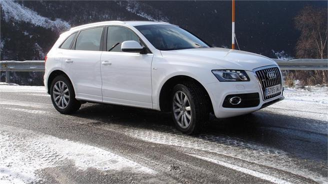 Audi Q5 3.0 TDI 240 CV