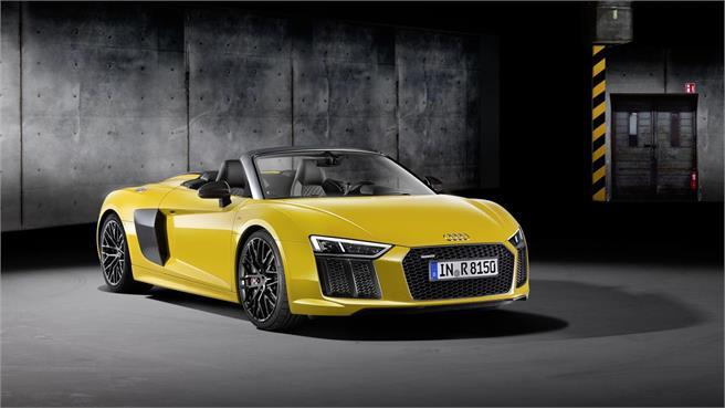 Audi R8 Spyder V10: Más sensaciones