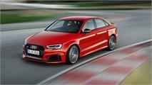 Audi RS3 Sedán: 400 CV y 280 km/h de punta