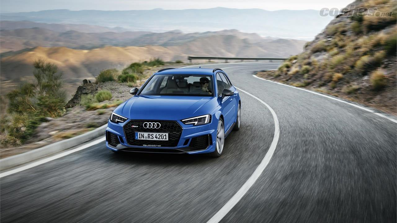 Audi RS4 Avant: la saga continúa