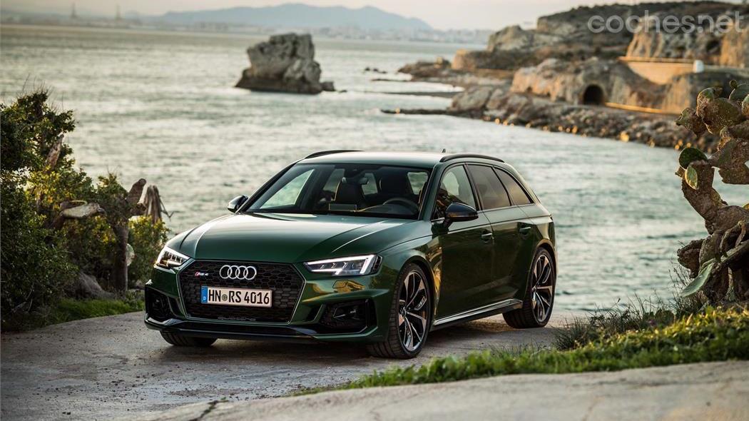 Audi RS4 Avant, 600 Nm de locura