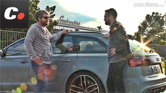 Audi RS6 Avant – Italian Job I