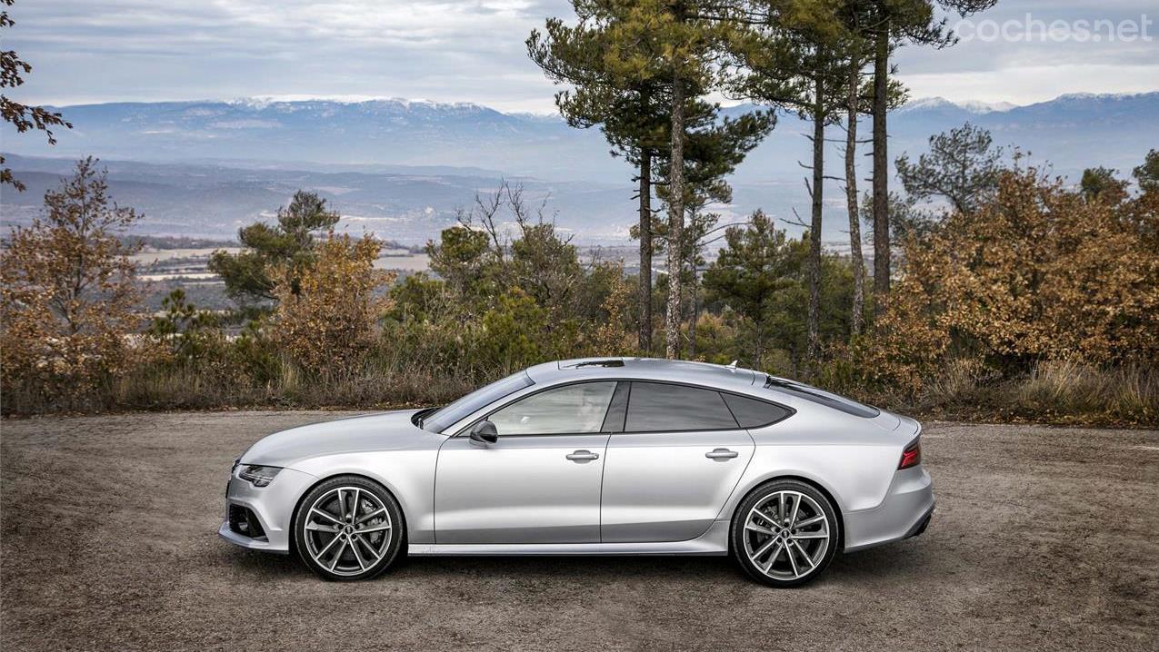 Audi RS7 Performance, una salvajada!