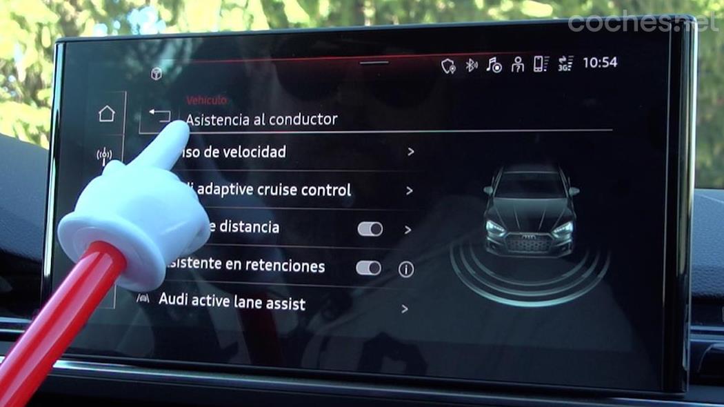 Audi S5 Sportback TDI con pegatina Eco y 341 CV cuesta 83.550 euros