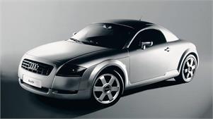 Audi TT concept: 20º Aniversario