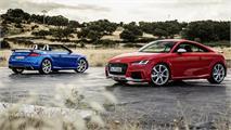 Audi TT RS: Un pequeño R8