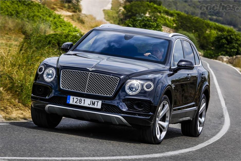 Bentley Bentayga: El SUV superlativo