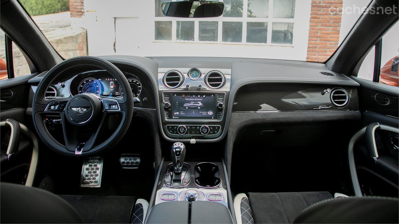 Bentley Bentayga Speed Con 635 Cv Noticias Coches Net