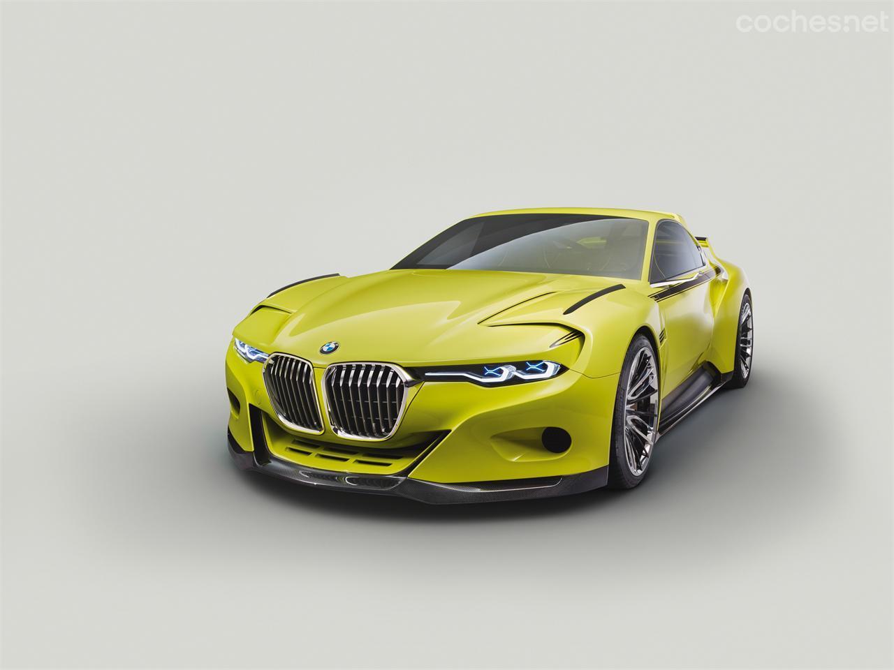 BMW 3.0 CSL Hommage Concept - foto 6