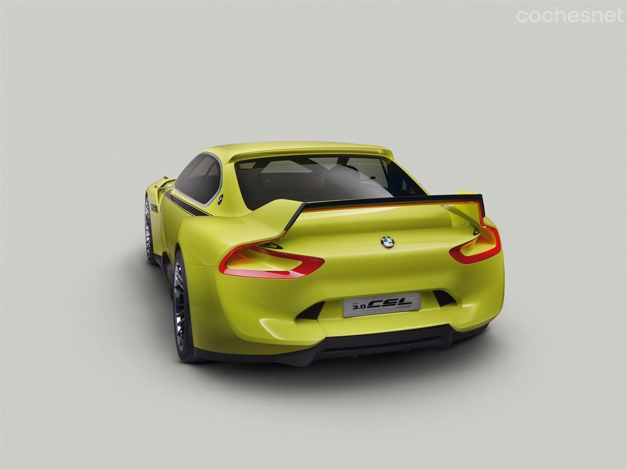 BMW 3.0 CSL Hommage Concept - foto 7