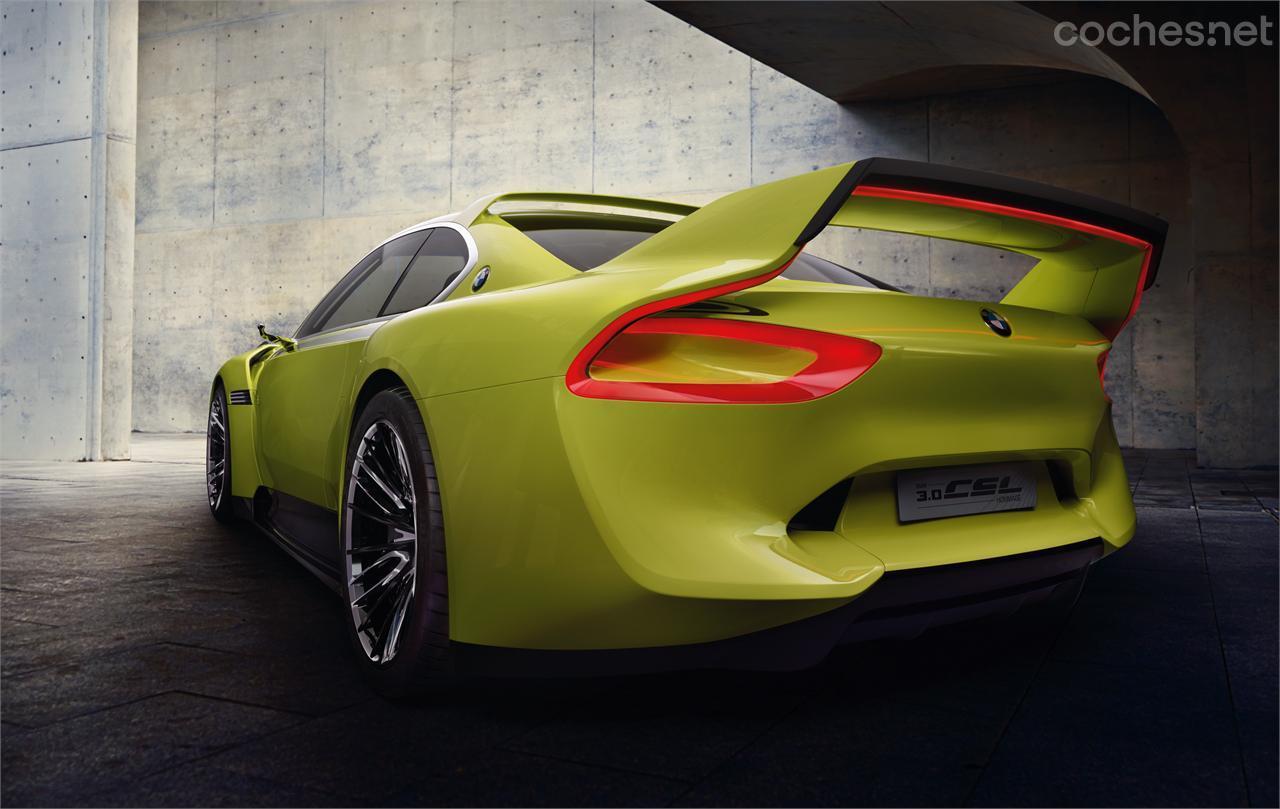 BMW 3.0 CSL Hommage Concept - foto 3