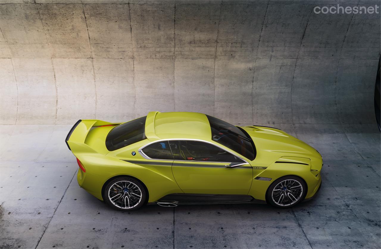 BMW 3.0 CSL Hommage Concept - foto 4