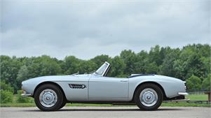 BMW 507: 60º Aniversario