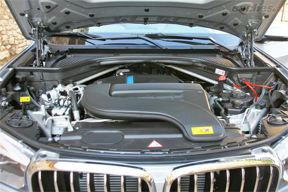 BMW X5 vs Mercedes GLE híbrido o diésel?
