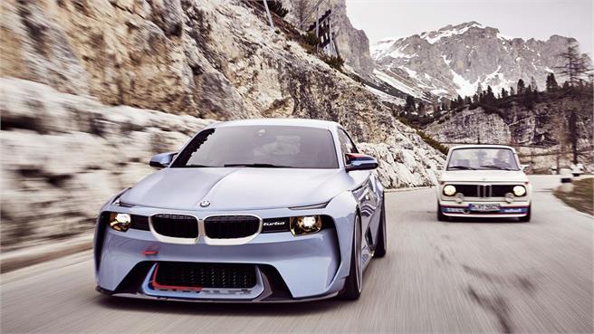 BMW 2002 Hommage, recordando al 2002 Turbo