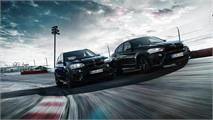 BMW X5 M y X6 M Black Fire Edition: Todo al negro