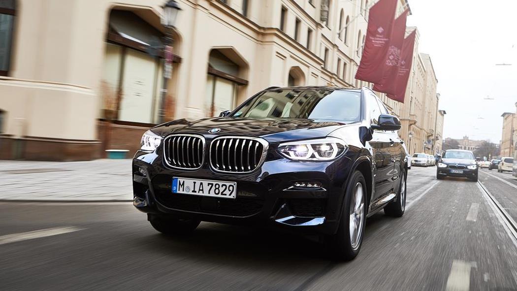 Nuevas versiones plug-in de BMW