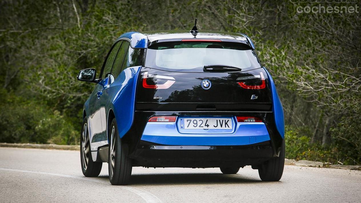 BMW i3 94Ah: Un buen momento