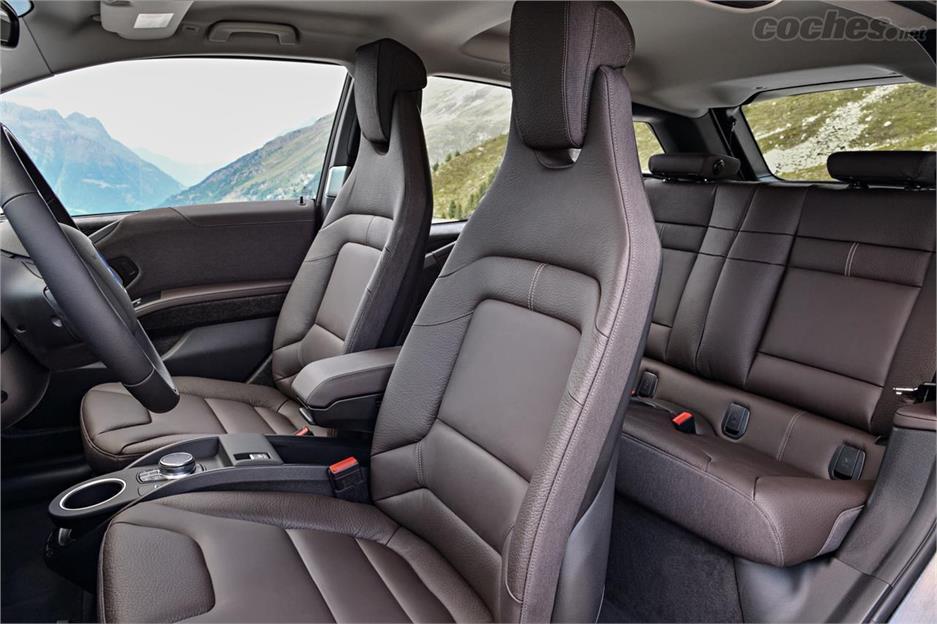 BMW i3s: Eléctrico, sí, pero deportivo