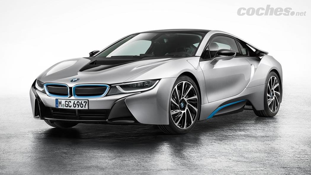 BMW i8: desde 129.900 euros
