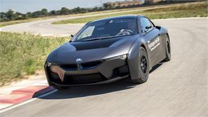 BMW i8 y Serie 5 GT Fuel Cell eDrive