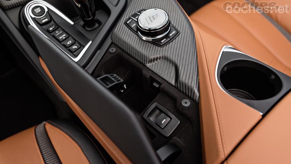 BMW i8 Roadster: Objeto de deseo