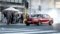 "BMW M235i ""Drift Mob"""