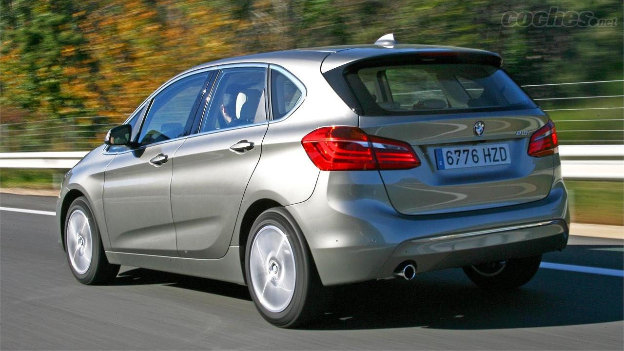 BMW Serie 2 Active Tourer 218i Luxury