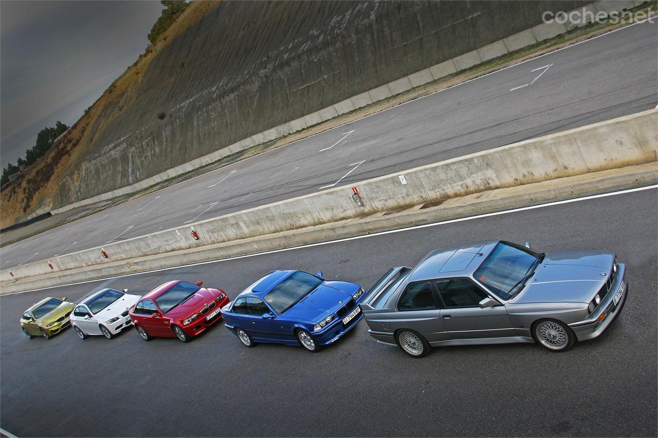 BMW M3: 30º Aniversario - foto 11