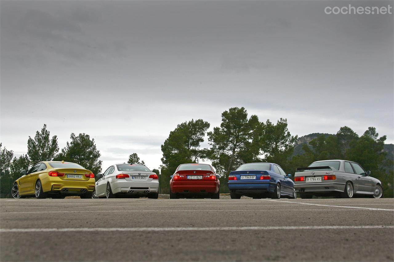 BMW M3: 30º Aniversario - foto 7
