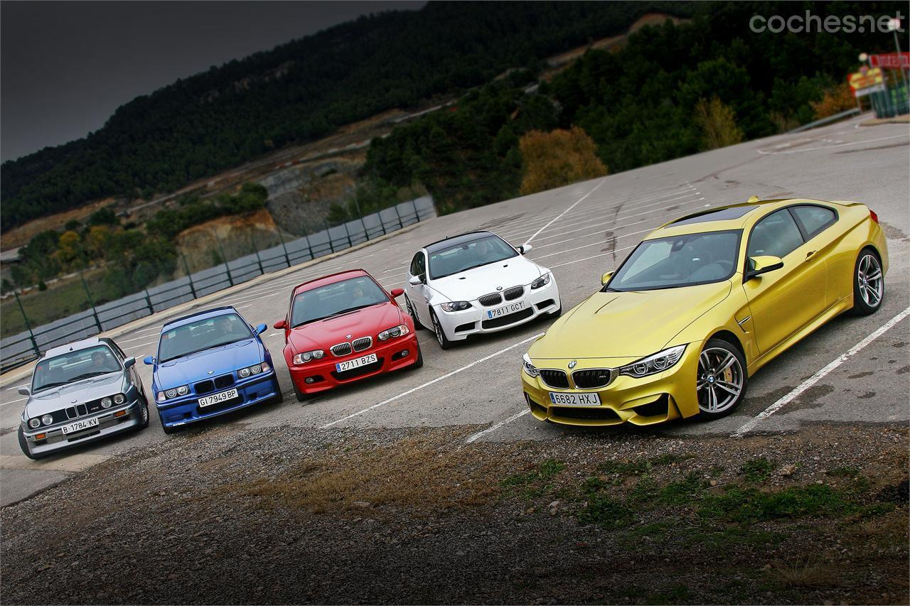 BMW M3: 30º Aniversario - foto 1